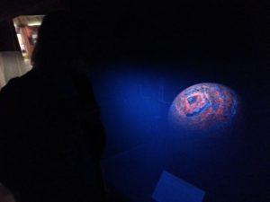 A phosphorescent stone (JesterVineo via Flickr)