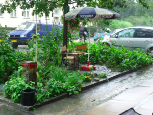 Urban Gardening's Benefits Outweigh Lead Exposure Risk