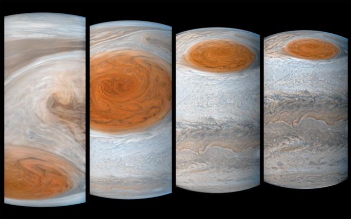 What's Jupiter Hiding?