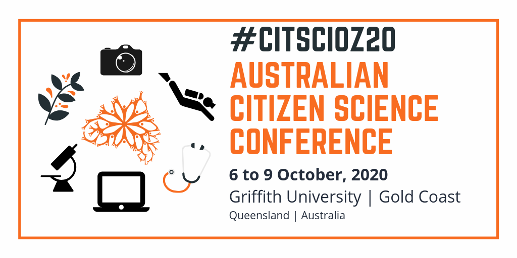 Citizen Science in Australia: #citsioz2020
