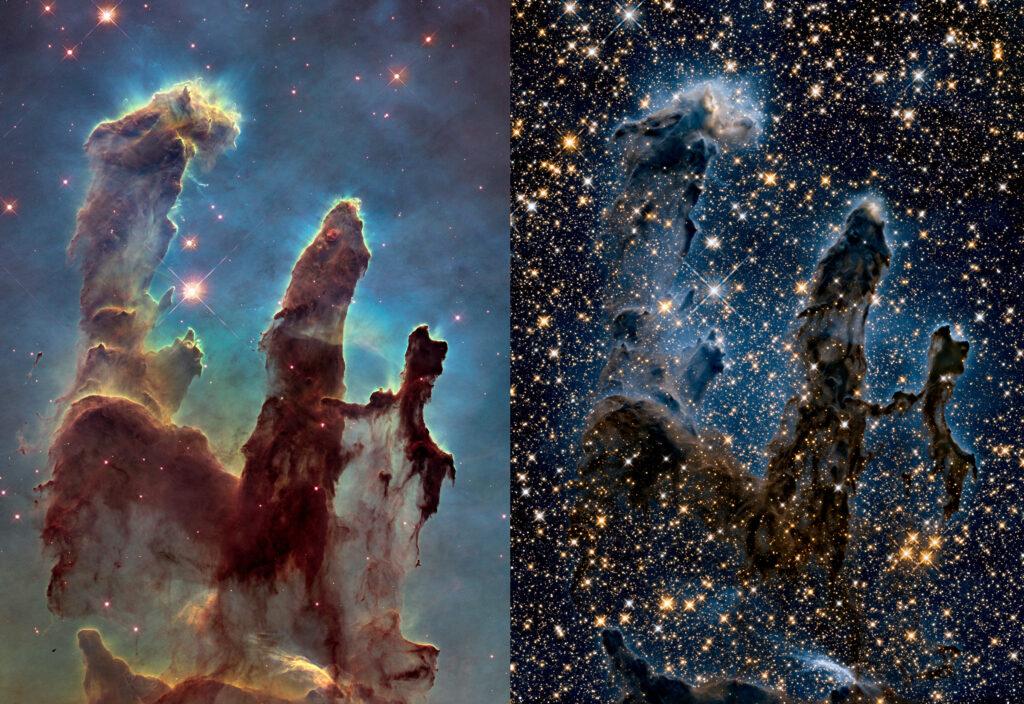 Pillars of Creations