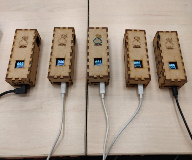 This is a group of sensors.