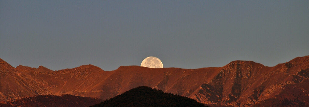 Earth's moon, photo by Giovanni Allasia, CC 2.0